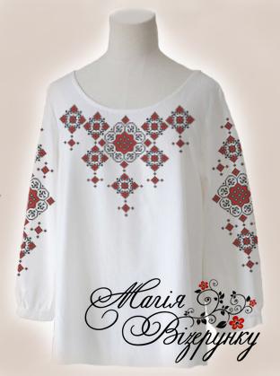 Заготовки для вишивки бісером плаття    Світ Рукоділля 746c84f792ee7