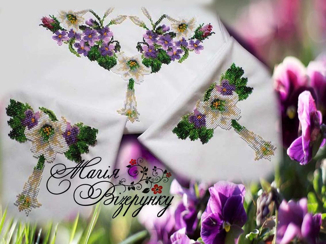 Заготовки для вишивки бісером плаття    Світ Рукоділля 9fa1a0f2ba862