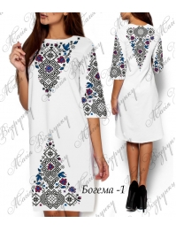 a96bab66ba227c Заготовки для вишивки бісером плаття :: Світ Рукоділля